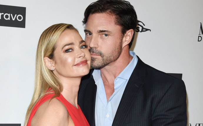 rhobh Denise richards describes husband aaron phypher big penis