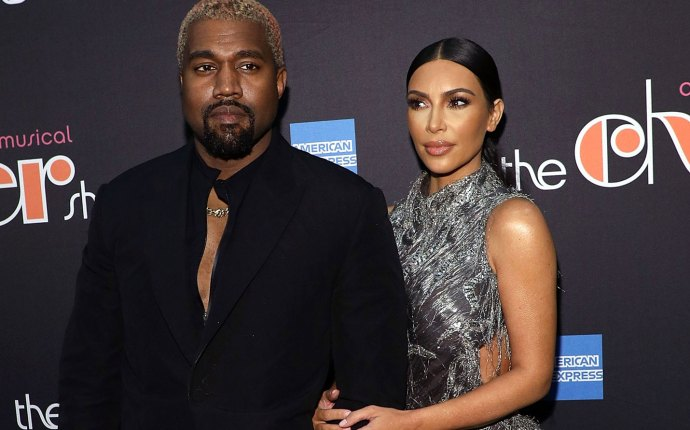 Kanye west kim kardashian brat vogue video