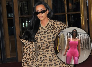 Kim kardashian instagram camel toe catsuit