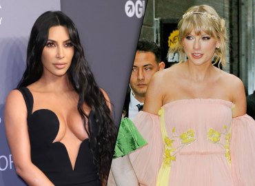 Kim kardashian snake jewelry taylor swift new music feud