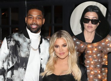 Kourtney kardashian khloe tristan thompson back together