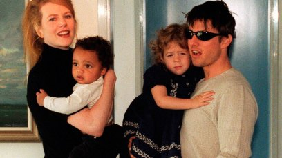 Nicole kidman tom cruise kids connor isabella