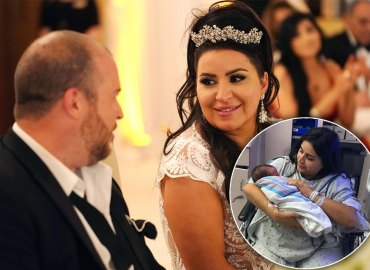 Shahs of sunset mercedes javid almost died giving birth baby shams