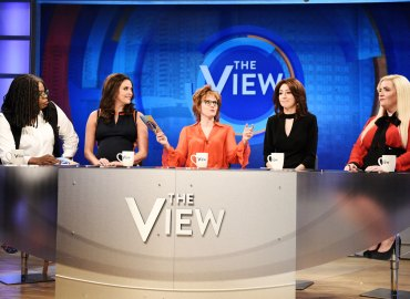 The view snl meghan mccain reacts joy behar