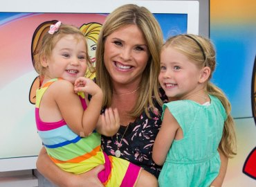 Today show jenna bush hager pregnant third child video