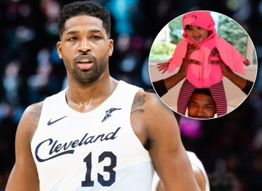 Tristan thompson true birthday instagram celebration absent khloe kardashian