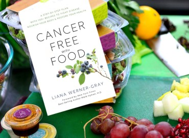 cancer free with food