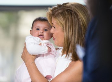 hoda kotb adopts baby number 2 hope catherine