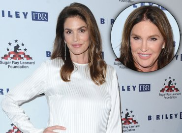 Cindy crawford caitlyn jenner lookalike photos