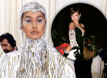 Gigi hadid met gala photos