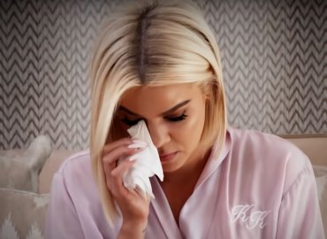 Kuwtk trailer khloe kardashian crying tristan thompson jordyn woods cheating