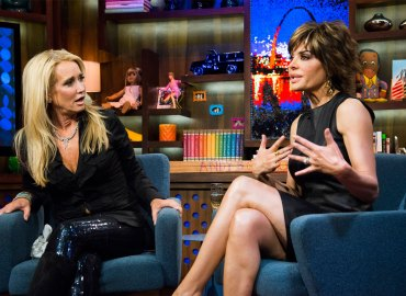 Rhobh Lisa rinna calls kim richard c-word kyle richards halloween party
