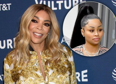 Wendy williams breaks down tears blac chyna partying video