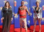 Mtv movie tv awards 2019 red carpet Melissa McCarthy, Nick Cannon and Jada Pinkett Smith