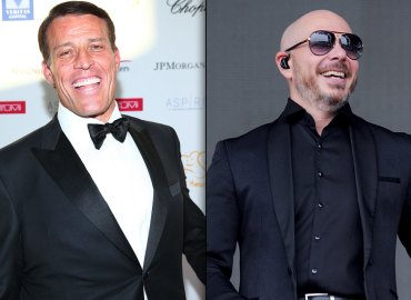 pitbull-tony-robbins-fitness-cocktails-partnership/