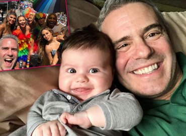 Andy Cohen Ditching 'Needy Housewives' For Daddy Duty