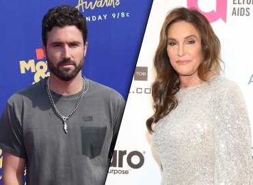 Brody Jenner and Caitlyn Jenner