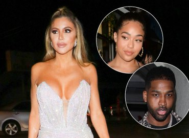 Larsa Pippen, Jordyn Woods and Tristan Thompson