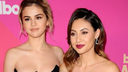Selena Gomez and Francia Raisa