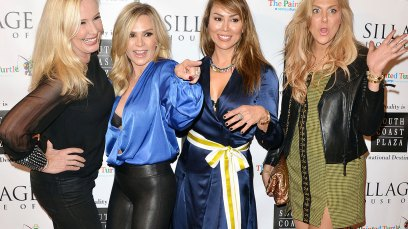 Shannon Beador, Tamra Judge, Kelly Dodd, and Gina Kirschenheiter