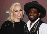 Lindsey Vonn and PK Subban