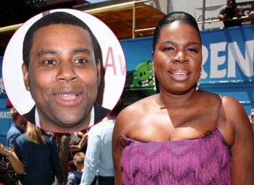 Kenan Thompson Begged Leslie Jones To Stay On 'SNL'