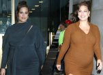 Ashley Graham baby bump