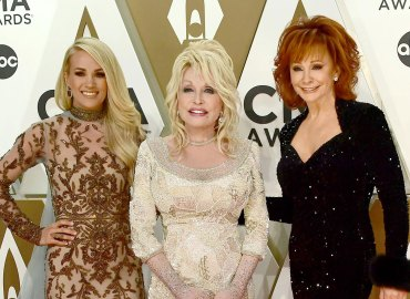 -PICTURED: Carrie Underwood, Dolly Parton, Reba McEntire