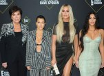 -PICTURED: Kris Jenner, Kourtney Kardashian, Khloe Kardashian, Kim Kardashian West