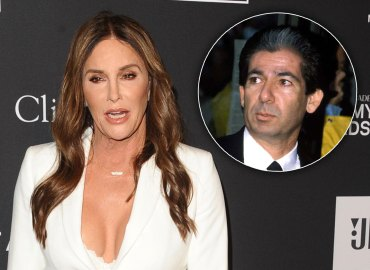 Caitlyn Jenner and robert Kardashian
