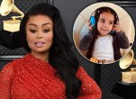 Blac Chyna and Dream Kardashian