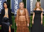 Kerry Washington, Gwyneth Paltrow and Jennifer Aniston