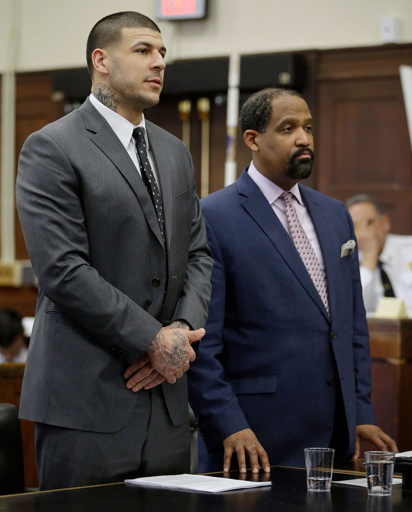 Aaron Hernandez Murdered Out of 'Paranoia,' Detective Believes