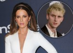 Kate Beckinsale and Machine gun Kelly