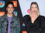 Tom Sandoval and Stassi Schroeder