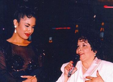 Selena Quintanilla And Yolanda Saldivar