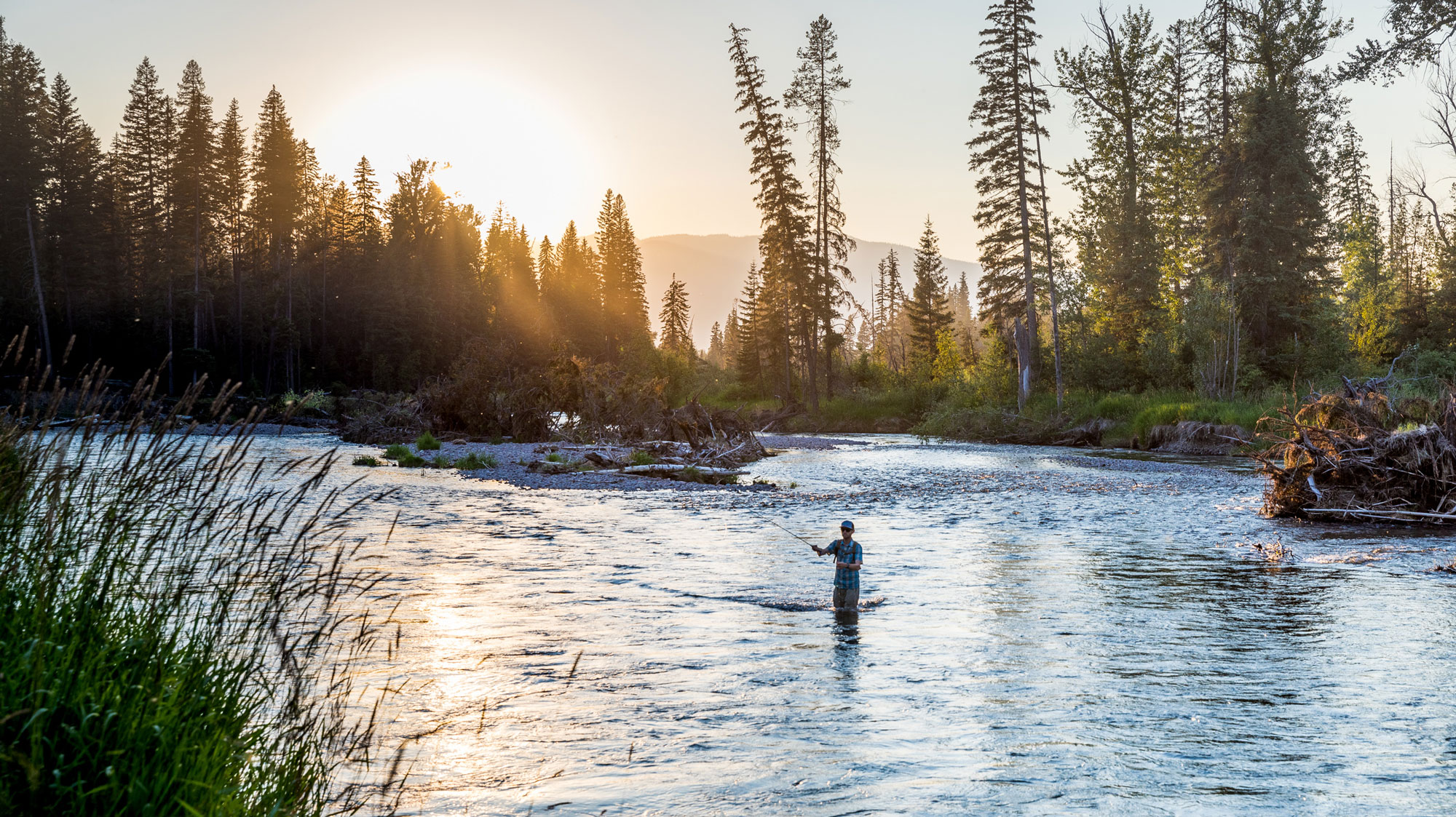 On the Water in Montana: Fish, Sail, Paddle, Float … and Even Surf