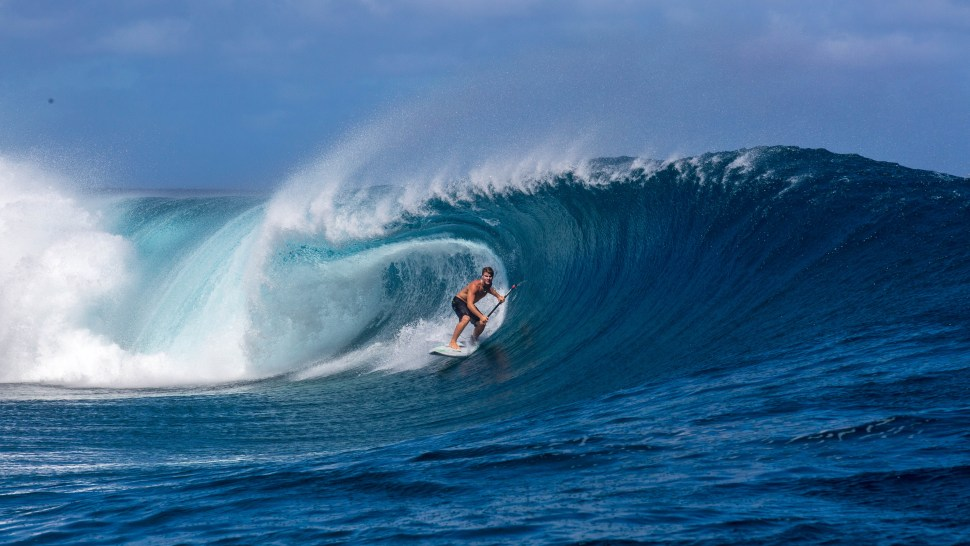 What's Cooking: How 'Ultimate Waterman' Zane Schweitzer Stays Fueled