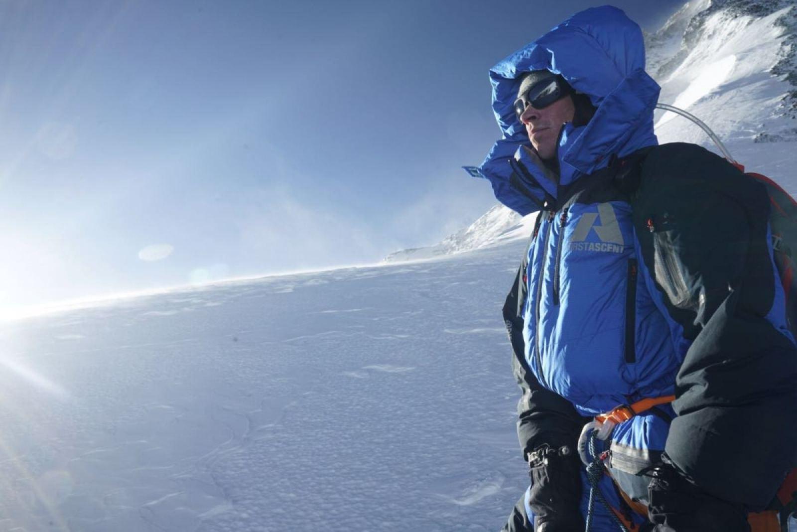 Adrian Ballinger Mount Everest