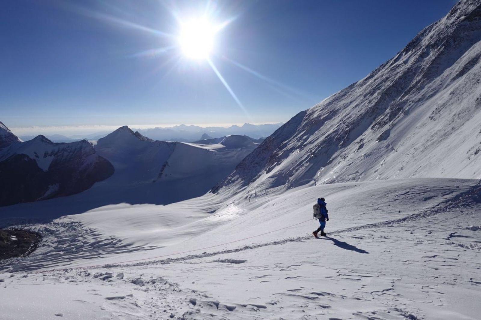 Adrian Ballinger Everest