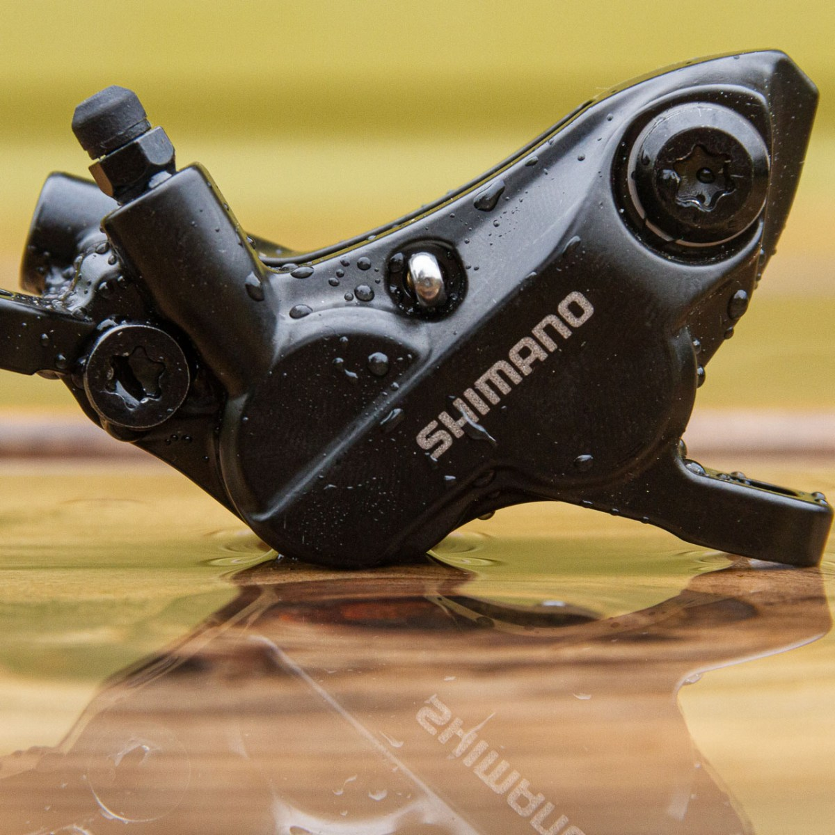 Details about  /ShimanoFront Hydraulic Disc BrakeBL-MT501-LB01S Resin100mm