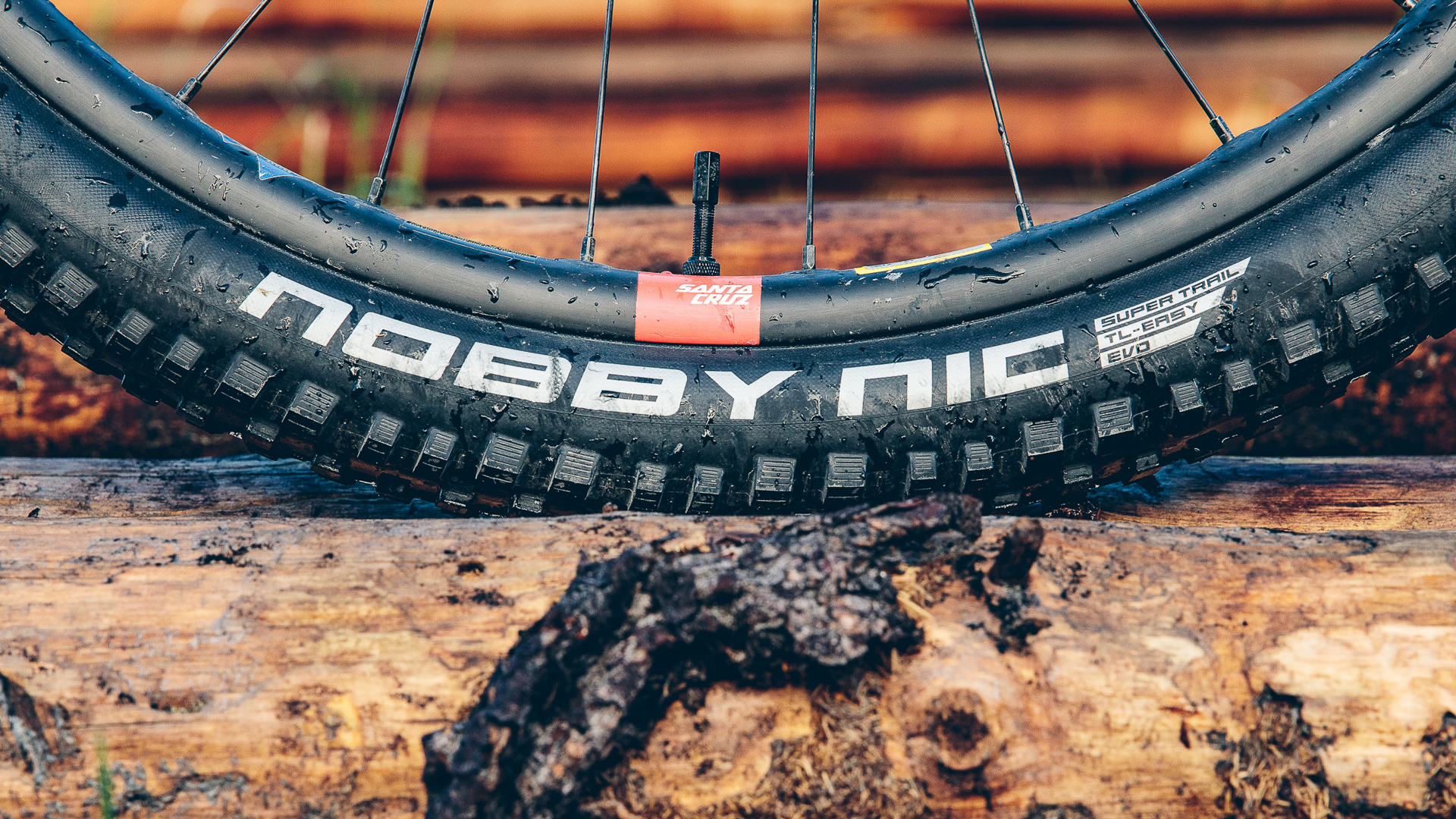 Neum/ático con Cable Schwalbe Nobby Nic Performance