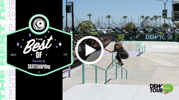 Best of Foundation TransWorld SKATEboarding Team Challenge
