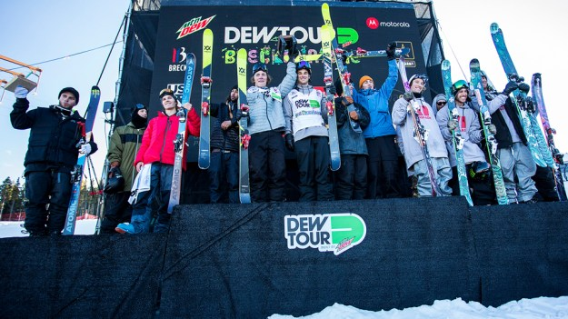 Volkl Takes Home Top Honors