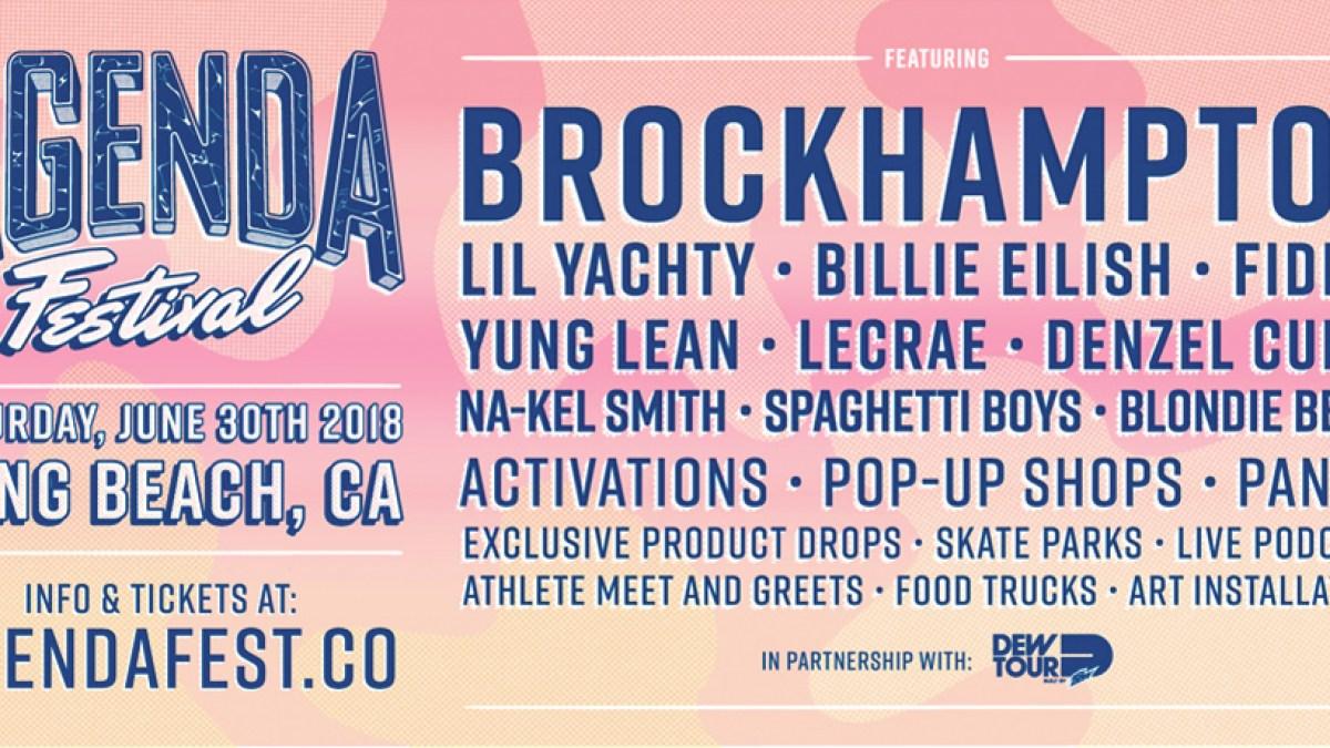 Agenda Fest   June 30, 2018 - Long Beach, CA