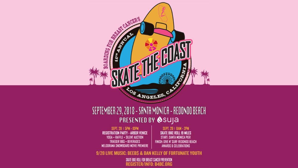 B4BC Skate the Coast