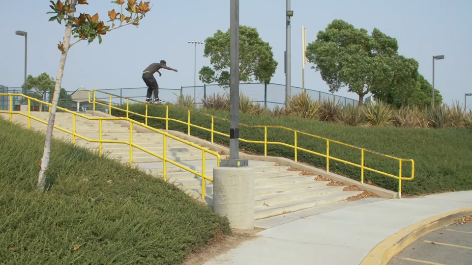e379b48f Primitive Skateboards Welcomes Tre Williams | Dew Tour