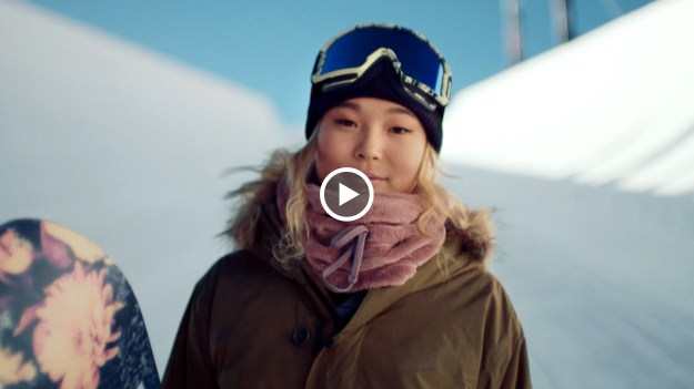 Chloe Kim Beyond the Bib taming the beast Part 1