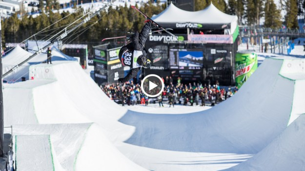 Aaron Blunck Highlights Dew Tour Breckenridge 2018