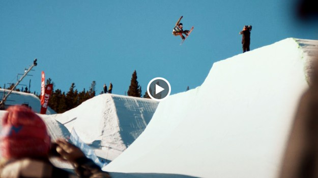 Chloe Kim Beyond the Bib taming the beast Part 2